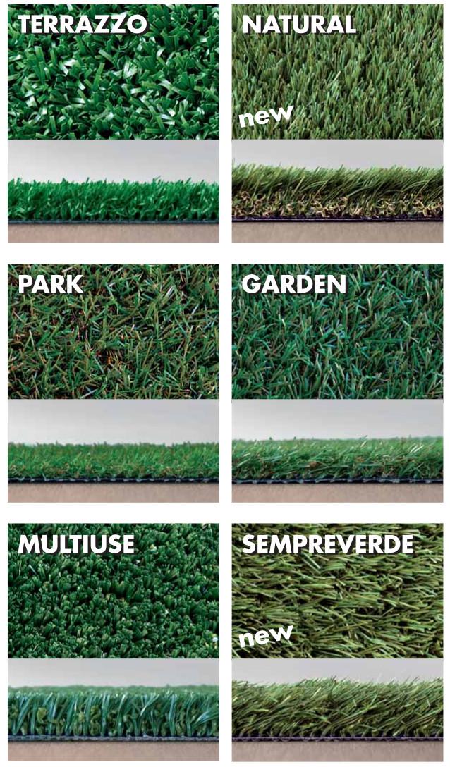 Erbe artificiali Easy Garden