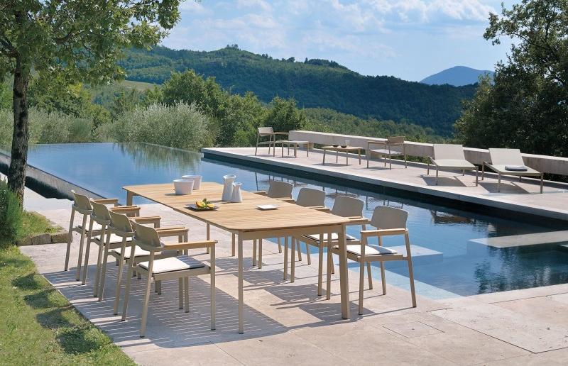 Tavoli e tavolini in alluminio