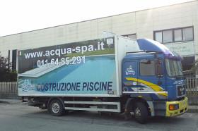 Autocarro Acqua SPA