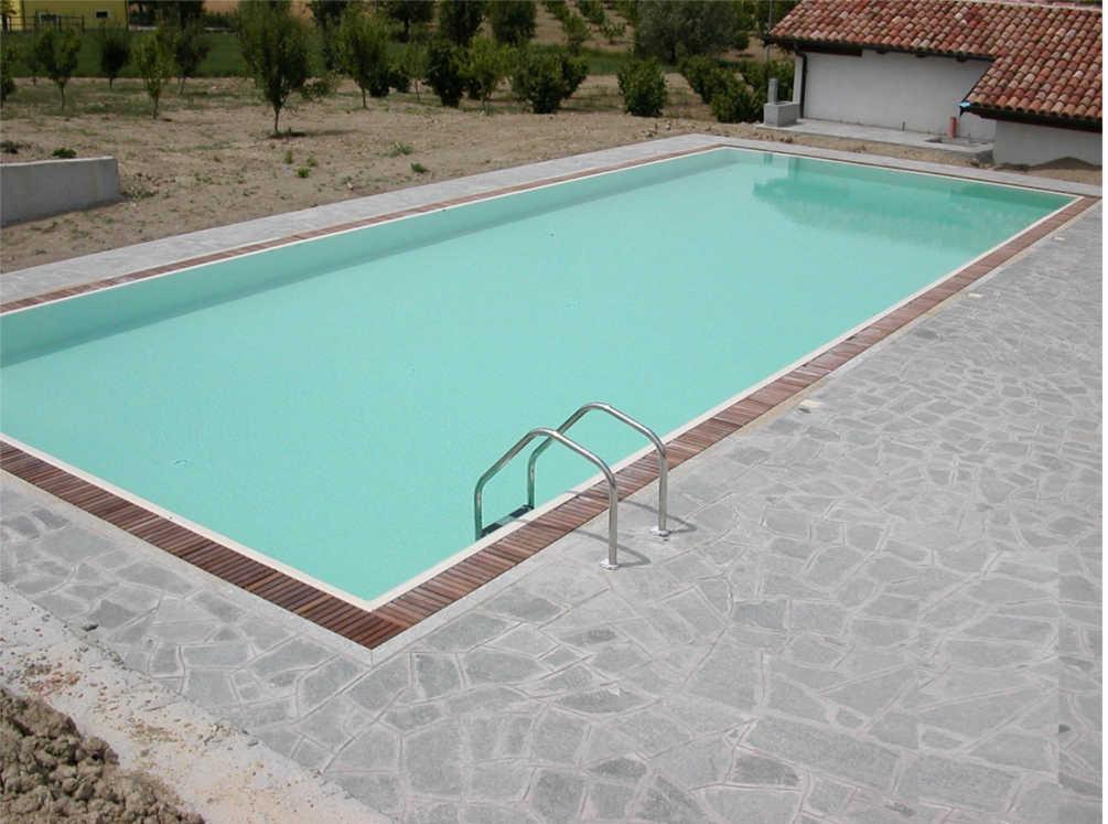 costruzione piscine deck per esterni costruzione piscine