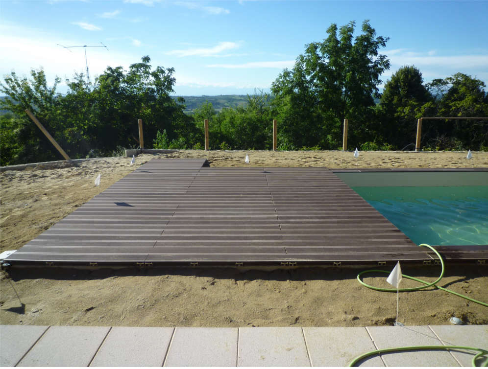 deck materiali travetti