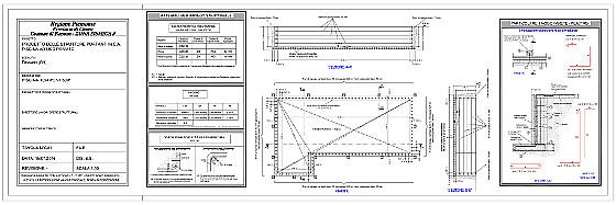 progetto strutturale in cemento armato, per piscina interrata in casseri isoblok, progetto e realizzazione Acqua SPA. Località costruzione piscina: Fossano