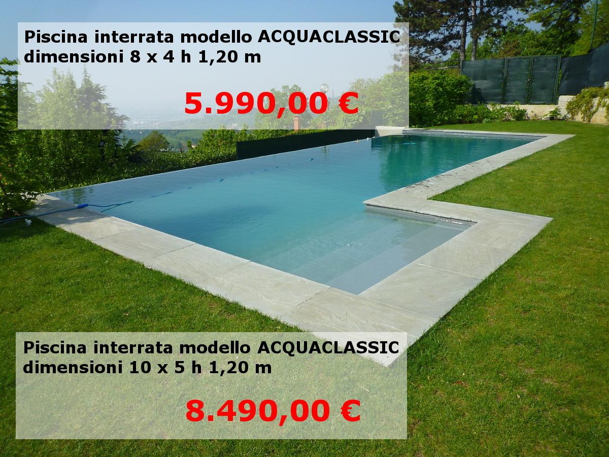 Offerte piscine Acqua SPA